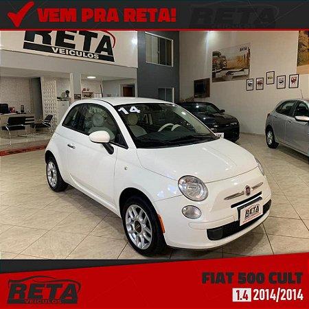 🚗 Fiat 500 CULT 1.4 - 14/14 🚗