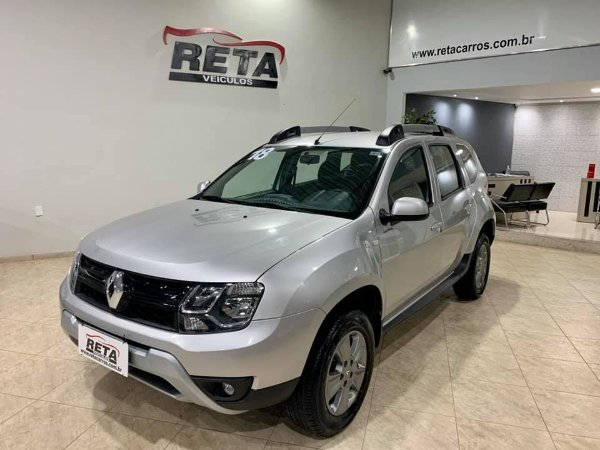 Duster DYNAMIQUE 1.6 MANUAL 17/18 COMPLETO