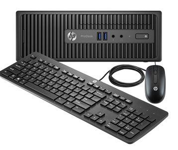 Desktop HP ProDesk 400 G3 SFF Core i3 4Gb Ram HD 500Gb T4L60LT#AC4