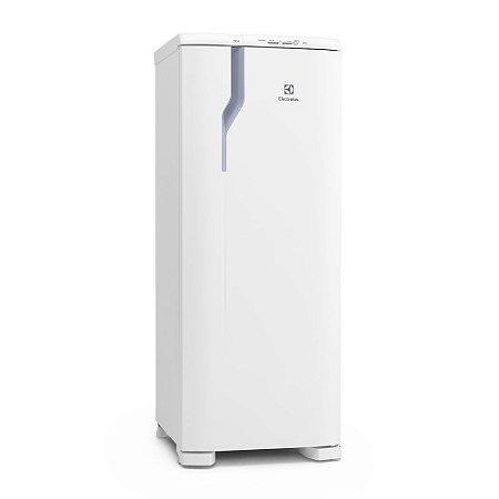 Refrigerador Electrolux Degelo Prático RE31 com Controle de Temperatura 240L- Branco  [0,1,0]