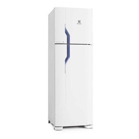 Refrigerador Electrolux Duplex DF35A Frost Free com Compartimento de Congelamento Rápido 261L - Branco