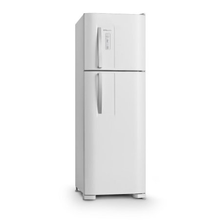 Refrigerador Electrolux DFN42 Frost Free com Painel Blue Touch 370 L - Branco