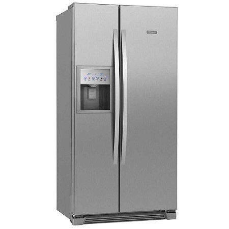Refrigerador Electrolux Side by Side SS72X Titanium - 504L