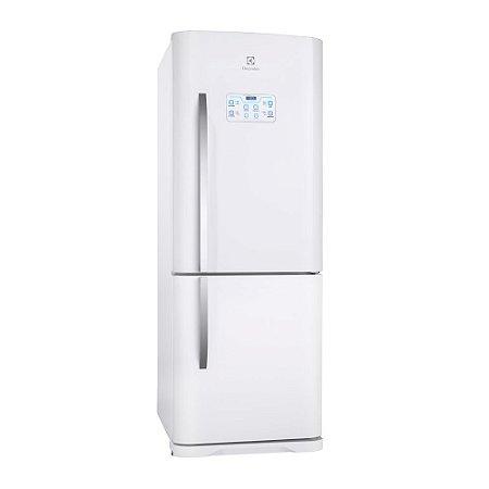 Refrigerador Electrolux Bottom Freezer DB52 454 Litros Branco