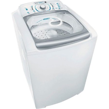 Lavadora Electrolux Blue Touch Ultra Clean LBU15 Superior 15 kg Branco