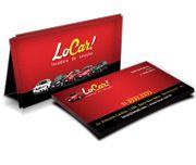Cartão de Visita Couchet 300 Gramas Sem Verniz 4x4 Cores 500 Unidades