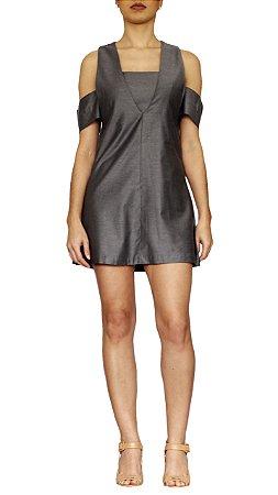 Vestido Decote + Top