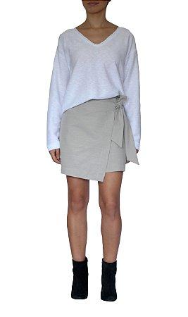 Blusa Rustica Branca