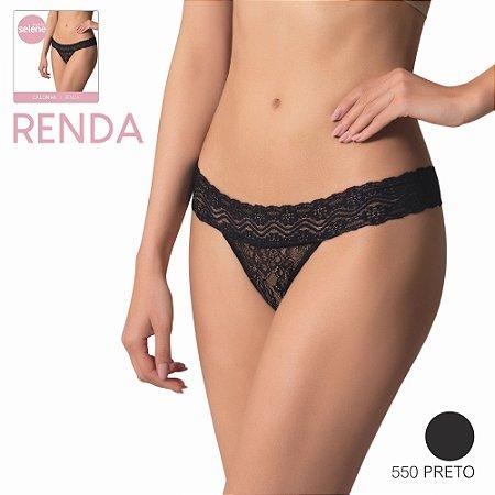 CALCINHA RENDA