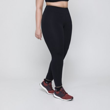 LEGGING BASICA - FITNESS PLUS SIZE