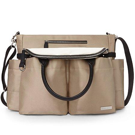 Bolsa Maternidade (Diaper Bag) Chelsea - Champagne