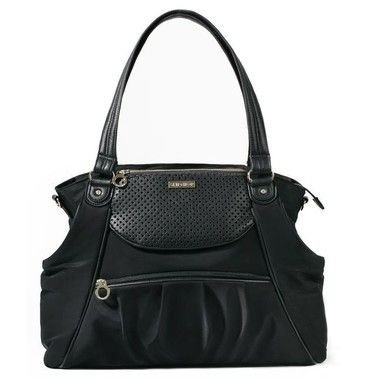 Bolsa Maternidade SKIPHOP (Diaper Bag) Studio Select Black ***PROMOÇÃO VIAGEM DE FÉRIAS***
