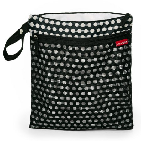 Bolsa Wet and Dry - Linha On-The-Go - Estampa Connect Dots