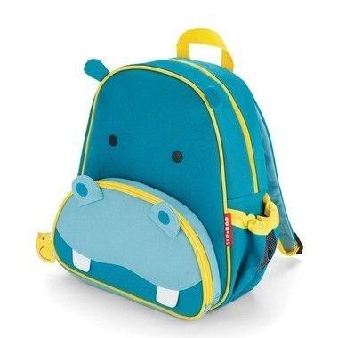 Mochila Zoo (Backpack) Hipopótamo