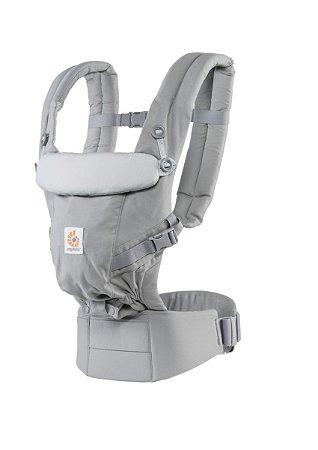 Canguru Ergobaby - Modelo Adapt - Acompanha seu bebê desde o nascimento - cor Grey