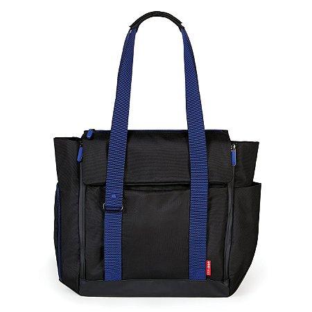 Bolsa Maternidade SKIPHOP (Diaper Bag) - Fit All - Black Cobalt