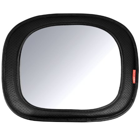 Espelho Retrovisor de Assento Traseiro - Backseat Mirror Skiphop On-The-Go Drive - Black - SKIPHOP