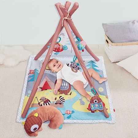 Estação de Atividades Hora de Acampar - Camping Cubs Activity Gym SkipHop ***NOVIDADE SKIPHOP***