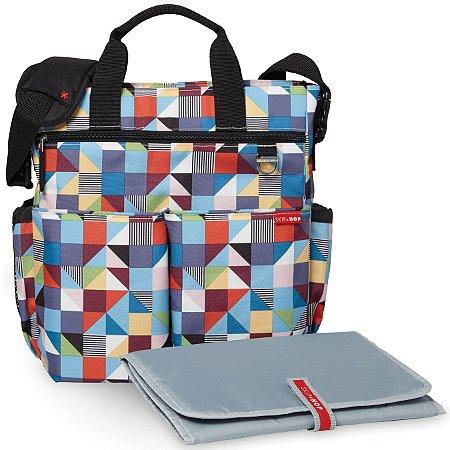 Bolsa Maternidade SKIPHOP (Diaper Bag) - Duo Signature - Prism