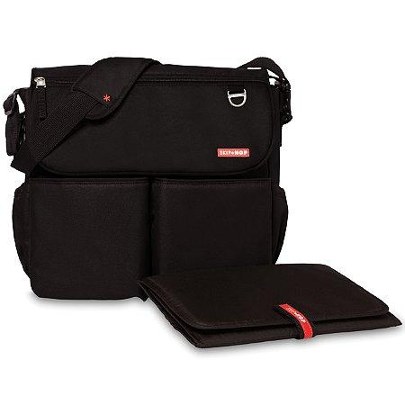 Bolsa Maternidade SKIPHOP (Diaper Bag) - Dash Signature - Black