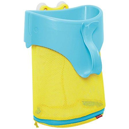 Moby Organizador Hora do Banho Skip Hop - Ideal para organizar os brinquedos na hora do banho