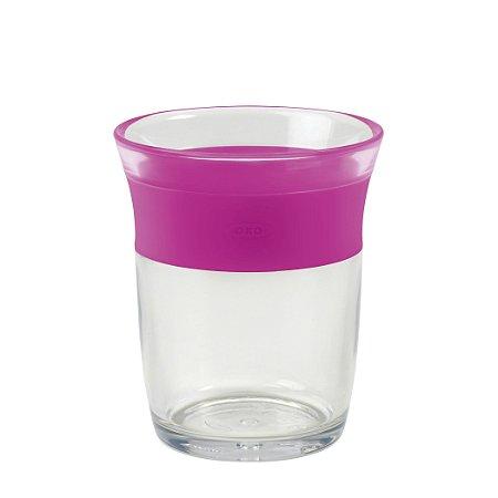 Copo Infantil linha Big Kids 150 ml OXOtot Rosa