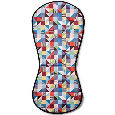 Forro Protetor Skip Hop (Efeito Cool Touch e Estofada) - Cor Prisma