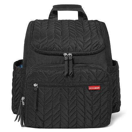 Bolsa Maternidade Skip Hop - Coleção Forma Backpack (mochila) -  Jet Black