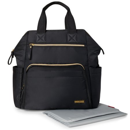 Bolsa Maternidade (Diaper Bag) MainFrame Backpack  - Black  Skip Hop