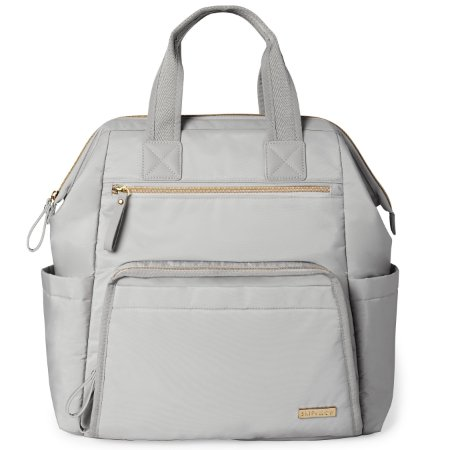 Bolsa Maternidade (Diaper Bag) MainFrame Backpack  - Cement  Skip Hop