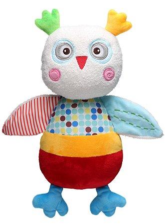 Brinquedo de Pelúcia Coruja - Storki