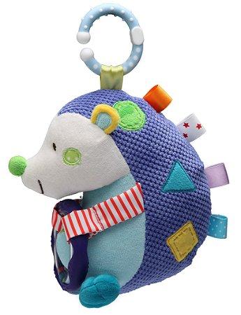 Brinquedo de Pendurar Porco Espinho Azul - Storki