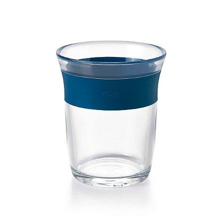 Copo Infantil linha Big Kids 150 ml OXOtot Azul Marinho