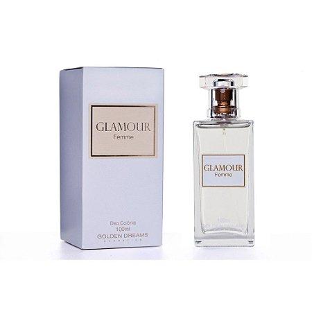 Perfume Feminino Glamour Deo Colônia  -100 ml