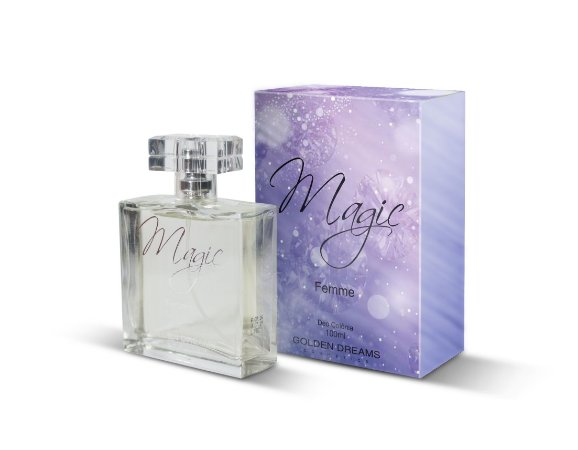 Perfume Magic Golden Dreams Deo Colônia - 100 ml