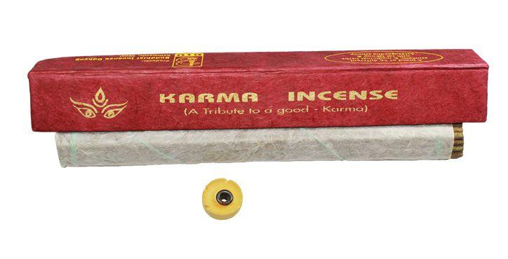 Incenso Tibetano KARMA