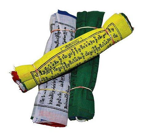 Bandeira de Oração Tibetana P