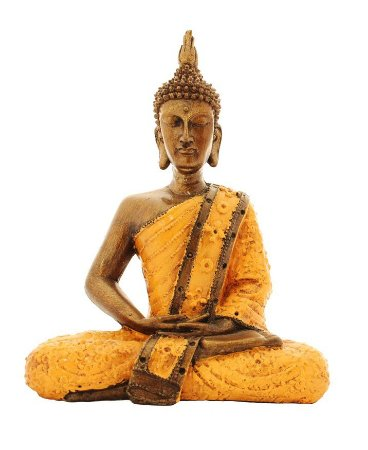 Buda Thai Resinado 30cm