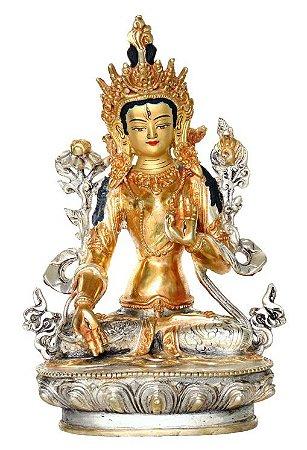 Tara Tibetana Prata / Ouro