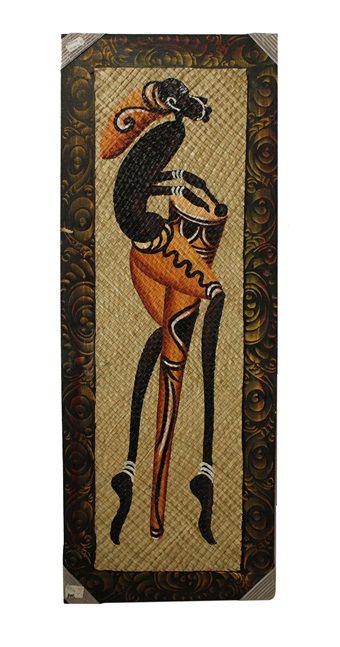 Tela Aborigene c/ Tambor
