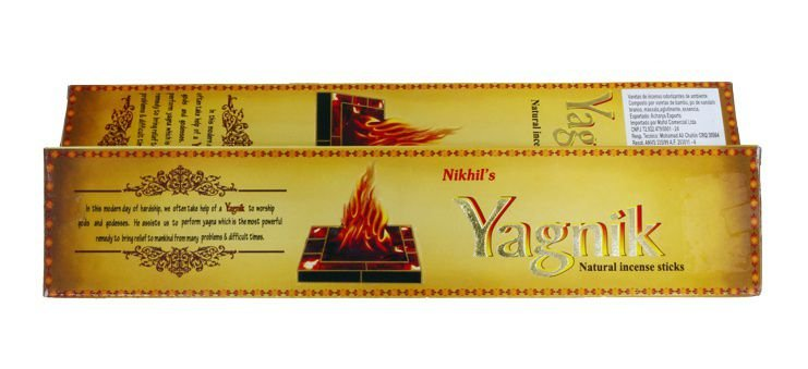 Incenso Indiano Yagnik