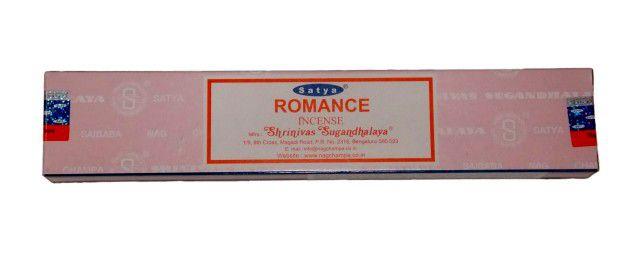 Incenso Satya Romance