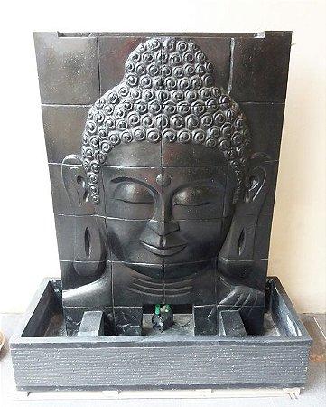 Fonte de Água Decorativa Buda em Painel