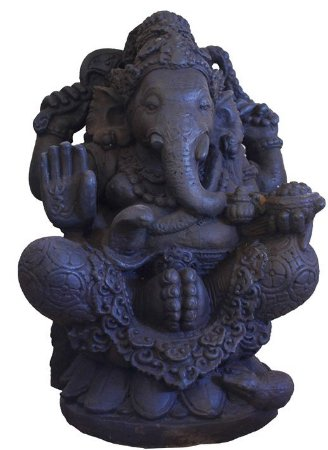 Ganesha Cimento 55cm