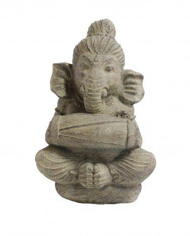 Ganesha 24cm Tambor