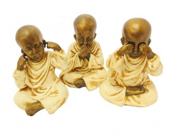 Trio Buda Menino