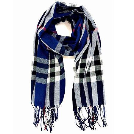 97fc3c2eb Cachecol Bag Dreams Inpired Burberry Azul - Bolsas Femininas - Bag ...