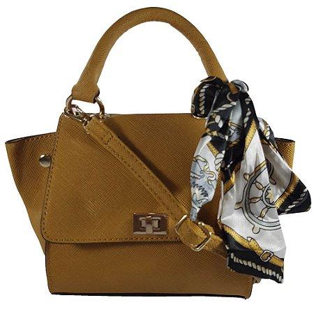 030555922 Bolsa Bag Dreams Satchel Eloá Amarela - Bolsas Femininas - Bag ...