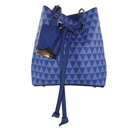 8c0205d26 Bolsa Bag Dreams Mini Saco Triangle Azul - Bolsas Femininas - Bag ...