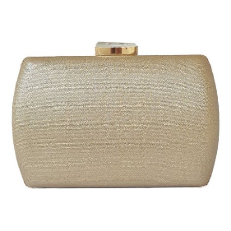 55aa6618e Bolsa Bag Dreams Clutch Vicky Dourada - Bolsas Femininas - Bag ...